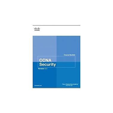 CCNA Security Course Booklet Version 1.1, Used Book (9781587133077)
