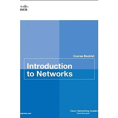 Introduction to Networks Course Booklet, Used Book (9781587133114)