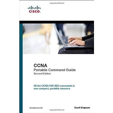 CCNA Portable Command Guide Used Book (9781587201936)