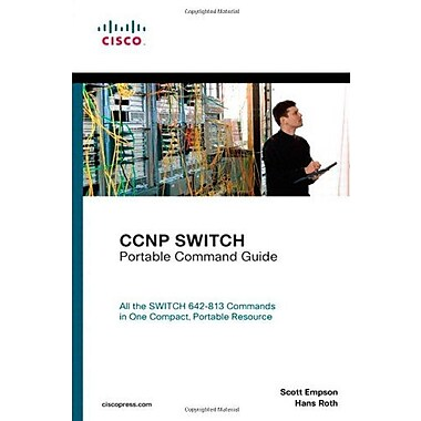 CCNP SWITCH Portable Command Guide, Used Book (9781587202483)