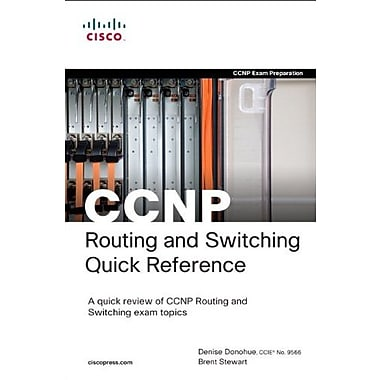 CCNP Routing and Switching Quick Reference642-813 642-832) Used Book (9781587202841)
