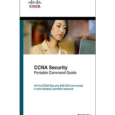 CCNA Security, Used Book (9781587204487)