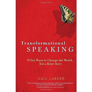Transformational Speaking, Used Book (9781587613425)