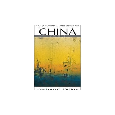 Understanding Contemporary China, 4th Edition (9781588268440)
