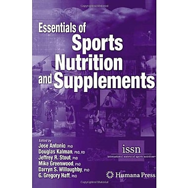 Essentials of Sports Nutrition and Supplements, Used Book (9781588296115)