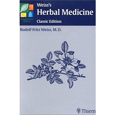 Weiss's Herbal Medicine, Classic Edition, Used Book (9781588900692)