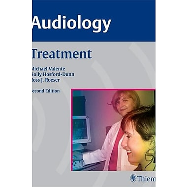 AUDIOLOGY Treatment, Used Book (9781588905208)