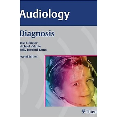 AUDIOLOGY Diagnosis, Used Book (9781588905420)