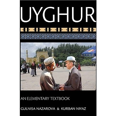 Uyghur: An Elementary Textbook, Used Book (9781589016842)