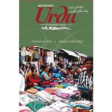 Beginning Urdu: A Complete Course, Used Book (9781589017788)