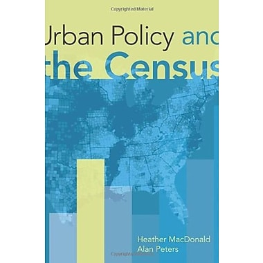 Urban Policy and the Census Used Book (9781589482227)