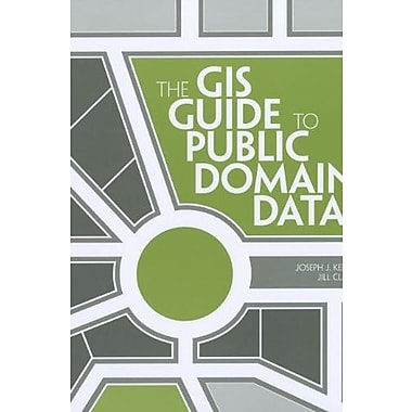 The GIS Guide to Public Domain Data Used Book (9781589482449)