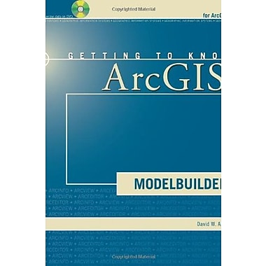 Getting to Know ArcGIS ModelBuilder, Used Book (9781589482555)