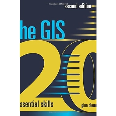 The GIS 20: Essential Skills, Used Book (9781589483224)
