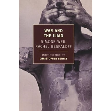 War and the Iliad, Used Book (9781590171455)