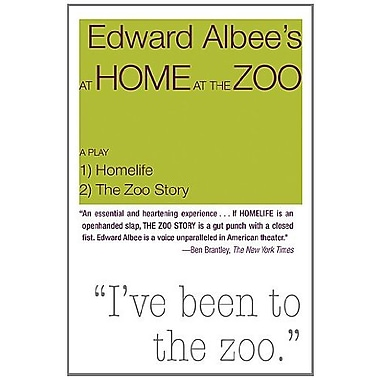 At Home at the Zoo: Homelife and the Zoo Story, Used Book (9781590205242)