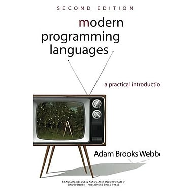 Modern Programming Languages: A Practical Introduction 2nd Edition, Used Book (9781590282502)