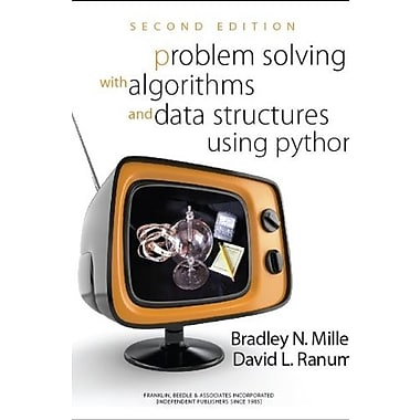 Problem Solving with Algorithms and Data Structures Using Python SECOND EDITION, Used Book (9781590282571)