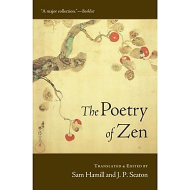 The Poetry of Zen, Used Book (9781590304259)