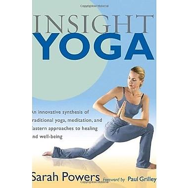 Insight Yoga Used Book (9781590305980)
