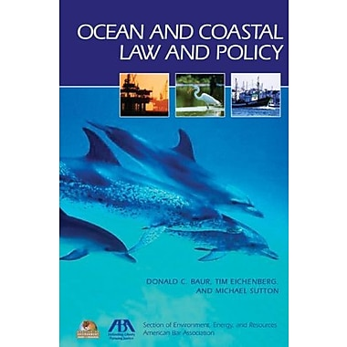 Ocean and Coastal Law and Policy, Used Book (9781590319826)