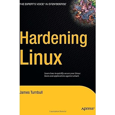 Hardening Linux Used Book (9781590594445)