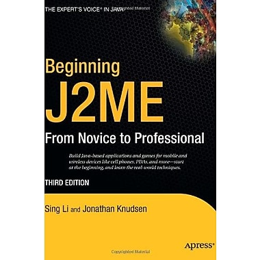 Beginning J2ME: From Novice to Professional, Used Book (9781590594797)