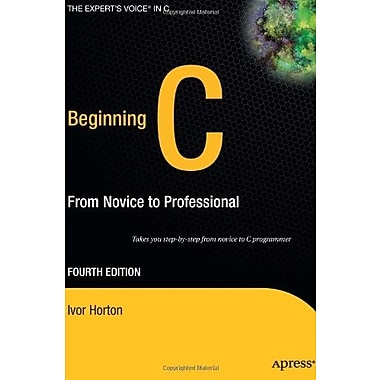 Beginning C: From Novice to Professional, Used Book (9781590597354)