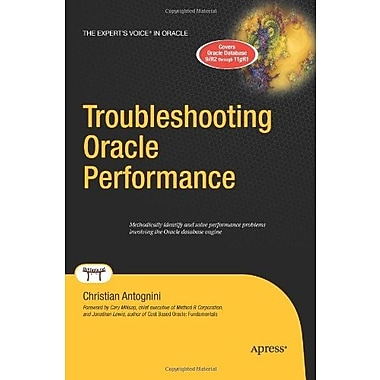 Troubleshooting Oracle Performance, Used Book (9781590599174)
