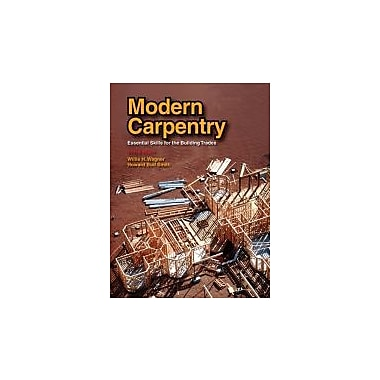 Modern Carpentry, Used Book (9781590706480)