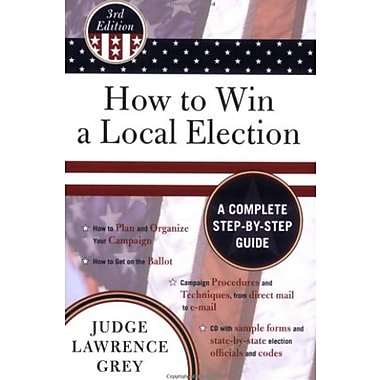 How to Win a Local Election, Used Book (9781590771310)