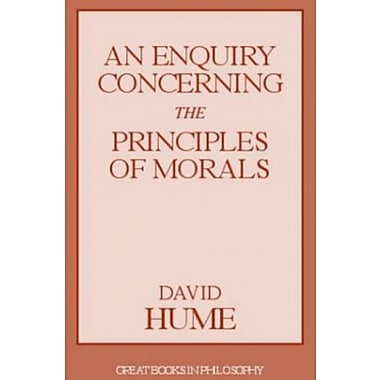 An Enquiry Concerning the Principles of Morals, Used Book (9781591021469)