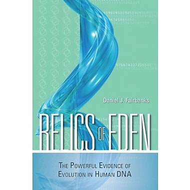 Relics of Eden: The Powerful Evidence of Evolution in Human DNA, Used Book (9781591025641)