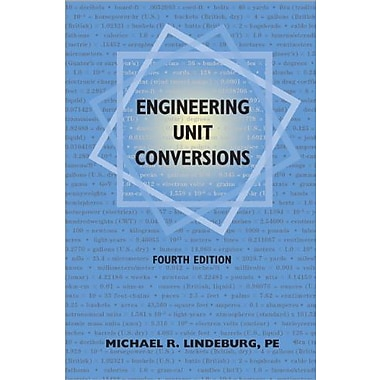 Engineering Unit Conversions Used Book (9781591260998)