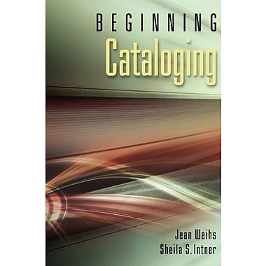 Beginning Cataloging, Used Book (9781591588399)