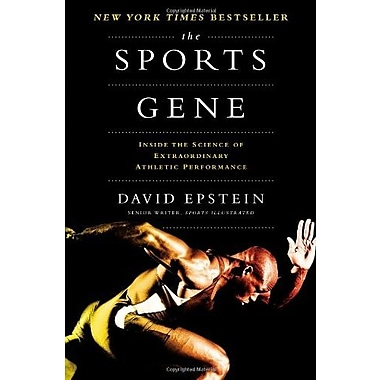 The Sports Gene: Inside the Science of Extraordinary Athletic Performance Used Book (9781591845119)