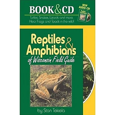 Reptiles & Amphibians of Wisconsin Field Guide, Used Book (9781591930488)