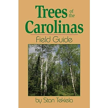 Trees of the Carolinas Field Guide, Used Book (9781591931997)