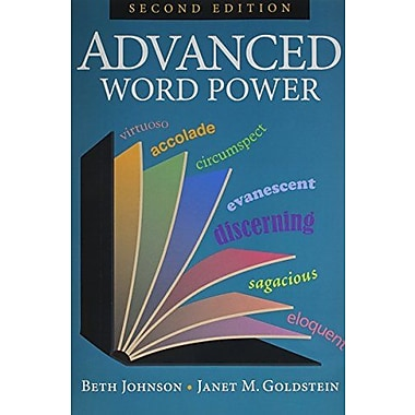 Advanced Word Power, Used Book (9781591942269)