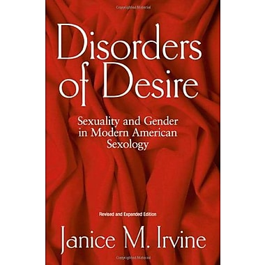 Disorders Of Desire: Sexuality And Gender In Modern American Sexology, Used Book (9781592131518)