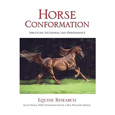 Horse Conformation: Structure, Soundness and Performance Used Book (9781592284870)