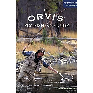 Orvis Fly-Fishing Guide, Completely Revised & Updated with Over 400 New Color Photos & Illustrations, Used Book