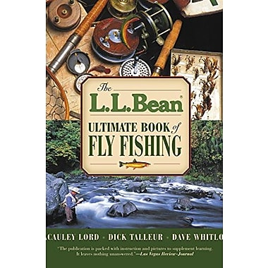 L.L. Bean Ultimate Book of Fly Fishing, Used Book (9781592288915)