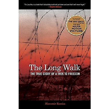 Long Walk: The True Story of a Trek to Freedom, Used Book (9781592289448)