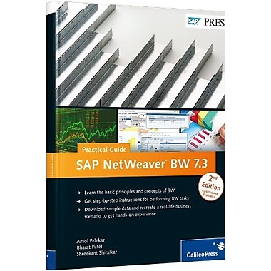 SAP NetWeaver BW 7.3 - Practical Guide, Used Book (9781592294442)
