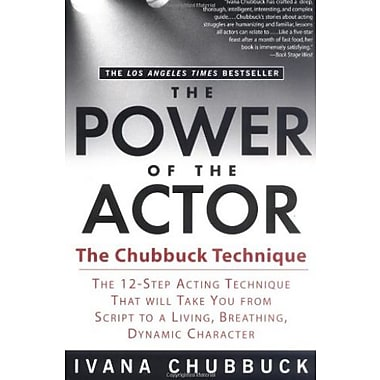 The Power of the Actor, Used Book (9781592401536)