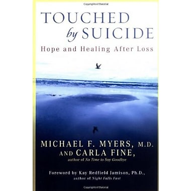 Touched by Suicide: Hope and Healing After Loss, Used Book (9781592402281)