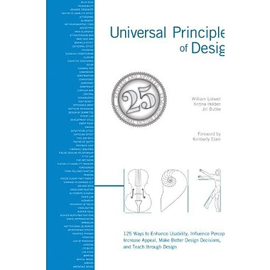 Universal Principles of Design, Revised & Updated, New Book