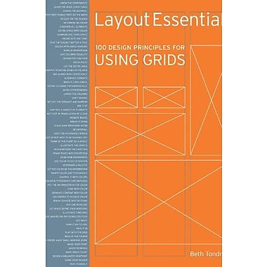 Layout Essentials: 100 Design Principles for Using Grids Used Book (9781592537075)