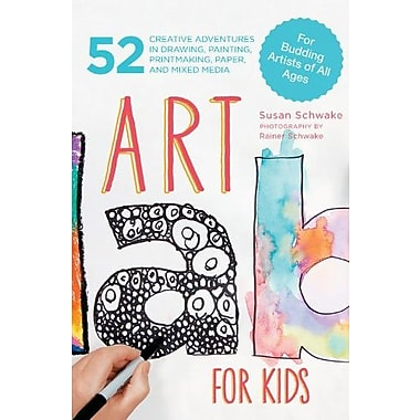 Art Lab for Kids, New Book